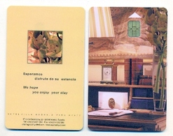 Park Hyatt Villa Magna Hotel, Madrid, Spain, Used Smart (chip) Hotel Room Key Card # Villamagna-5 - Hotel Keycards