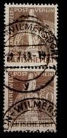 Berlin 1949  Mi.Nr: 39 Paare Weltpostverein UPU  Oblitèré / Used / Gebruikt - Used Stamps