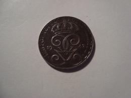 MONNAIE SUEDE 2 ORE 1947 - Sweden