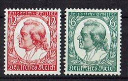 DR 1934 // Mi. 554/555 * - Allemagne