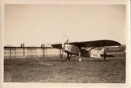 AVIATION TOULOUSE AEROPOSTALE  LATECOERE AVION 18 Par 12 Cm - Aviation