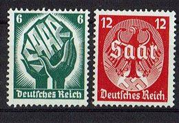 DR 1934 // Mi. 544/545 * - Allemagne