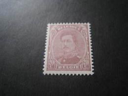 140* Vendu à 15% - 1915-1920 Albert I