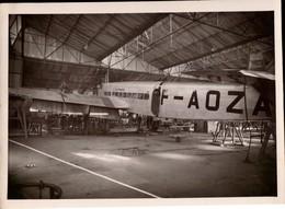 AVIATION TOULOUSE AEROPOSTALE  LATECOERE  AVION 18 PAR 13 CM - Aviation