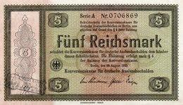 GERMANIA  5 REICHSMARK 1933 P-199  AUNC - [ 4] 1933-1945 : Tercer Reich