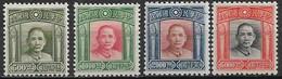 China 1947. Scott #77-40 (M) Dr. Sun Yat-sen ** Complet Set - Cina