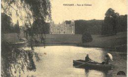 (BW161)   Vieusart  Parc Et Château - Chaumont-Gistoux