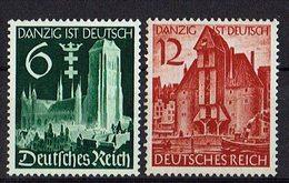 Mi. 714/715 ** - Unused Stamps