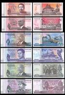 Cambodge - 6 Billets UNC-NEUF - Kambodscha