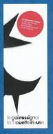 Marque Page Librairie Le Gai Rossignol La Mouette Rieuse  Paris Rue Pavé - Marcapáginas