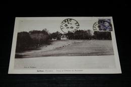9884               SEILHAC, ETANG ET CHATEAU DU BOURNAZEL - 1939 - Francia
