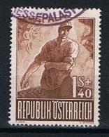 Oostenrijk Y/T 692 (0) - 1945-.... 2ème République