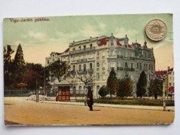 Vigo, Jardin Publico, 1912 - Spanien