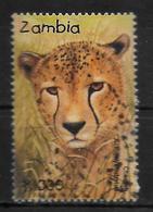 ZAMBIE  N° 1094 * *  Guepard - Roofkatten