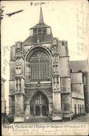 11116630 Diest Vlaams-Brabant Facade De L´Eglise St. Sulpice - België