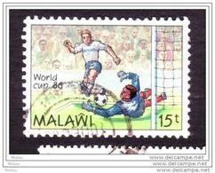##9, Malawi, Football, Foot, Coupe Du Monde, World Cup, Soccer - Malawi (1964-...)