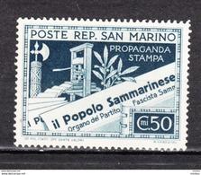 ##9, Saint-Marin, San Marino, Imprimerie, Printing, Journal, Newspaper, Olivier - San Marino