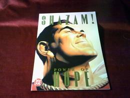 SHAZAM  POWER OF HOPE - Livres, BD, Revues