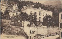 06.  ST MARTIN VESUBIE.  LE TERMINUS HOTEL - Saint-Martin-Vésubie