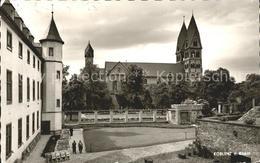 72001094 Koblenz Rhein Deutschherrenhaus Blumenhof Kastorkirche Koblenz - Allemagne