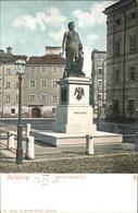 60838986 Salzburg Oesterreich Mozart Denkmal  / Hellbrunn /Salzburg Und Umgebung - Austria