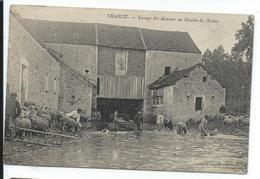 Chablis , Prix Revu , Lavage Des Moutons Au Moulin Des Roches - Chablis