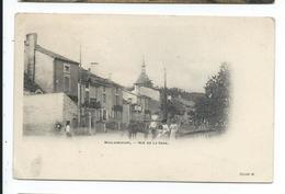 Boulaincourt , Prix Revu , Rue De La Gare - Francia