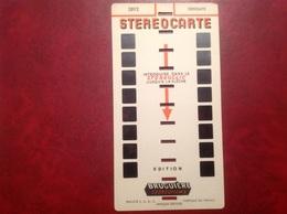 STEREOCARTE BRUGUIERE 2892 HENDAYE - Visionneuses Stéréoscopiques