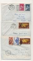 VIET-NAM - Ensemble De 21 Enveloppes, Plupart Affranchissements Composés, Années 50 - Vietnam