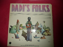 LP N°1629 - DADI'S FOLKS - COMPILATION 14 TITRES COUNTRY WORLD FOLK - Country En Folk