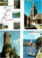 19 / CORREZE /  Lot De 90 Cartes Postales Modernes Neuves - 5 - 99 Karten