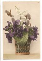 BF 33, OLD FANTASY POSTCARD , FLOWERS , MARTIN ROMMEL , MARO - Blumen