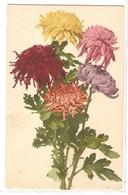 BF 38, OLD FANTASY POSTCARD , FLOWERS , MARTIN ROMMEL , MARO - Blumen