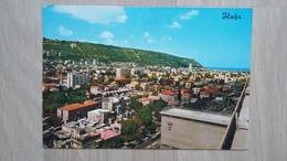 Ansichtskarte - Israel - Haifa - Blick Auf Die Stadt - Israel