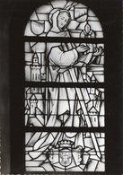 VILLERS-LA-VILLE - Eglise Paroissiale Vitrail Du Bx Gobert D'Aspremont - Pinturas, Vidrieras Y Estatuas