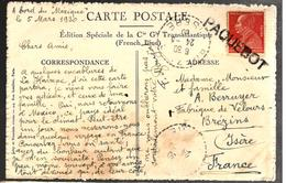 27574 - Paquebot De La HAVANE - 1921-1960: Modern Tijdperk
