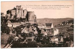 CHATEAU FEODAL DE CASTELNAUD (EN SARLADAIS) - France