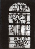 VILLERS-LA-VILLE - Eglise Paroissiale Vitrail Dde Ste Julienne De Cornillon Sépulture - Pinturas, Vidrieras Y Estatuas