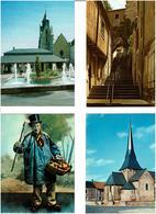 72 / SARTHE / Lot De 90 Cartes Postales Modernes Neuves - 5 - 99 Karten