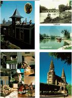 78 / YVELINES / Lot De 90 Cartes Postales Modernes Neuves / Sans Versailles - Cartes Postales