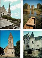 86 / VIENNE / Lot De 90 Cartes Postales Modernes Neuves - 5 - 99 Karten