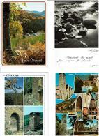 DIVERS CEVENNES / Lot De 45 Cartes Postales Modernes Neuves - 5 - 99 Karten