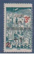 MAROC       N°  YVERT  :  240  NEUF AVEC  CHARNIERES      (  CH  02/41 ) - Maroc (1891-1956)
