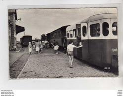 LE CROTOY PLAGE - Le Petit Train - Très Bon état - Le Crotoy