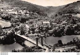 SERRIERES SUR AIN - Nouveau Pont Sur L'Ain Et Hôtel CROZET - Cabine Téléphonique - Très Bon état - Otros Municipios