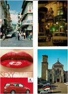 AUTOMOBILES / Lot De 90 Cartes Postales Modernes Neuves - Cartes Postales