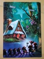 KOV 8-192 - NEW YEAR, Bonne Annee, Dwarf, Nain - Nouvel An