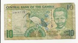 Gambia 10 Dalasis Fine - Gambia