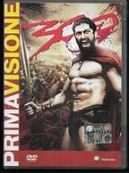 DVD - 300 - LINGUA ITALIANA, INGLESE  - DOLBY DIGITAL 5.1 - Histoire