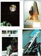 ESPACE / Lot De 45 Cartes Postales Modernes Neuves - Cartes Postales